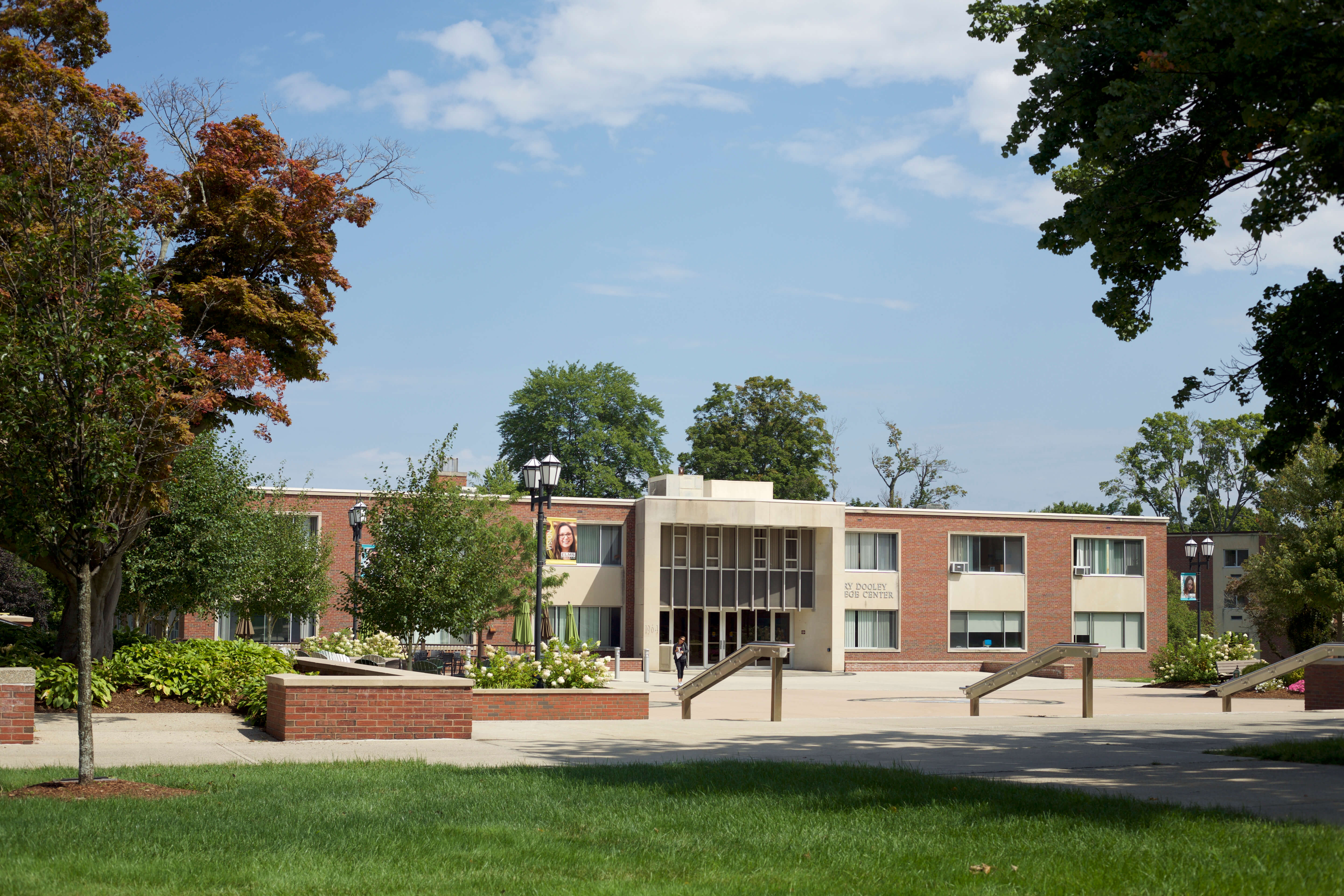 Photo of Mary Dooley College Center