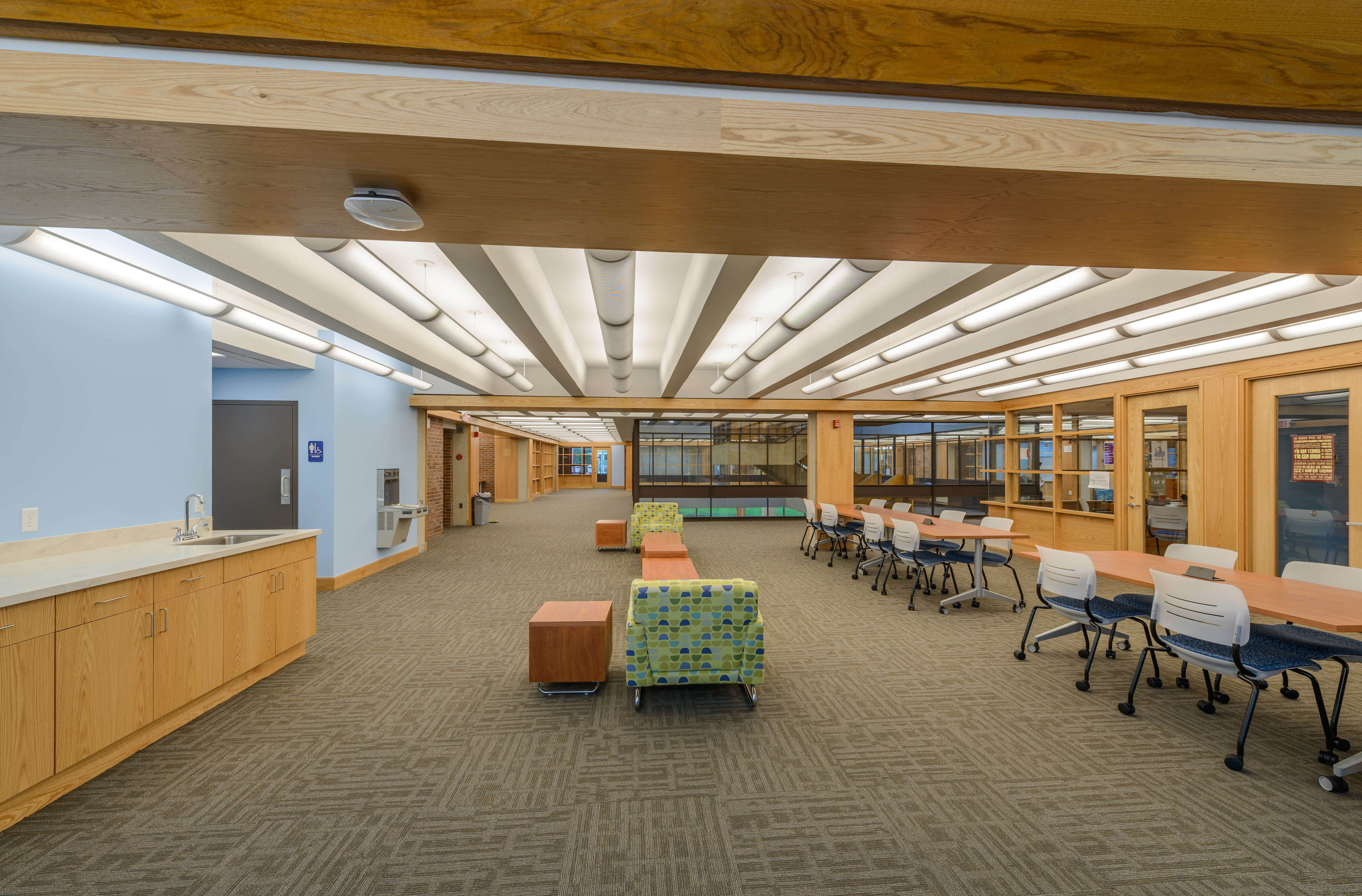 Photo of the Center for Student Success