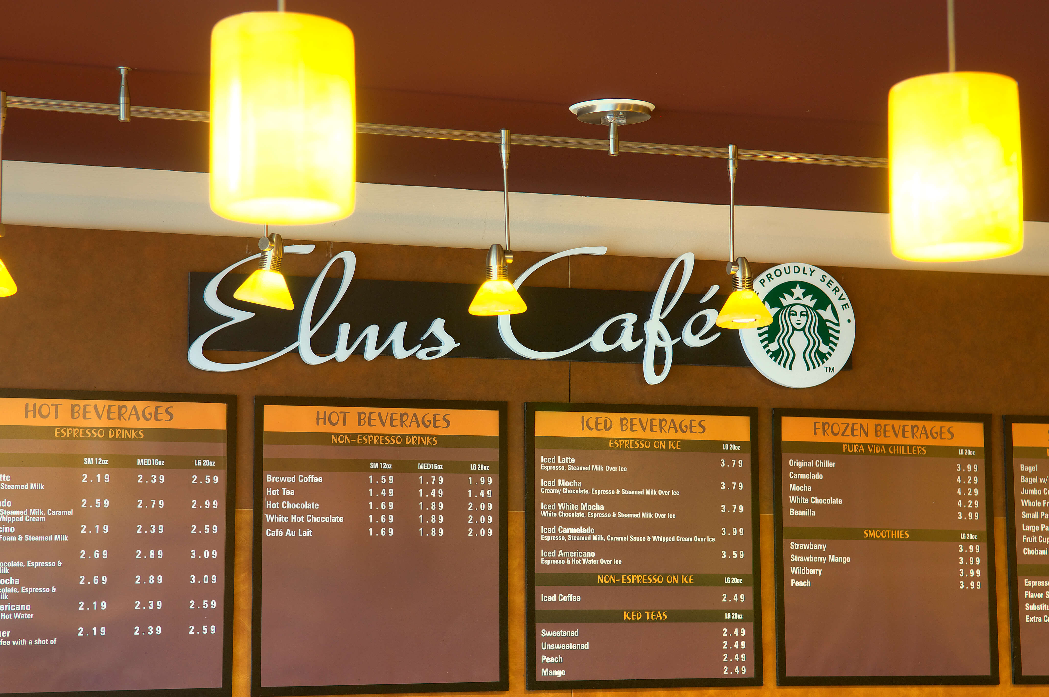 Photo of the Elms Cafe